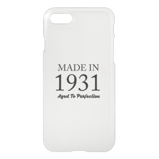 Made In 1931 iPhone 8/7 Case