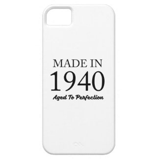 Made In 1940 iPhone SE/5/5s Case