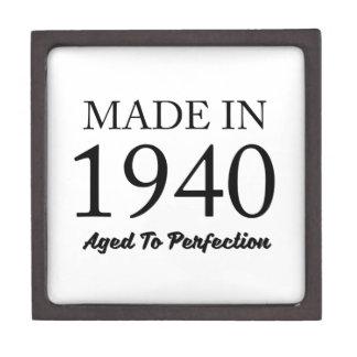 Made In 1940 Jewelry Box