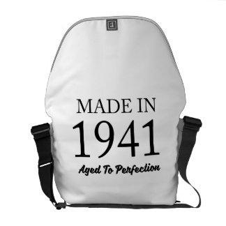 Made In 1941 Courier Bag
