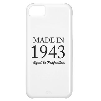 Made In 1943 Cover For iPhone 5C
