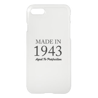 Made In 1943 iPhone 8/7 Case