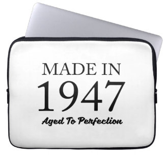 Made In 1947 Computer Sleeve