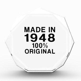 Made in 1948 award