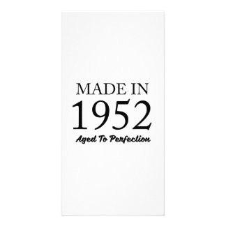 Made In 1952 Card