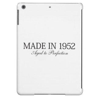 Made in 1952 iPad air case