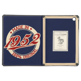 Made In 1952 Case For iPad Air