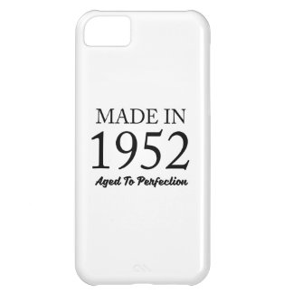 Made In 1952 Cover For iPhone 5C