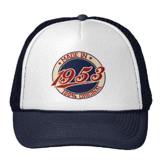 Made In 1953 Trucker Hat
