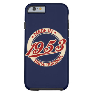 Made In 1953 iPhone 6/6s Tough iPhone 6 Case