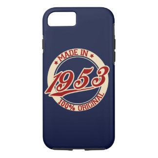 Made In 1953 iPhone 7 Case