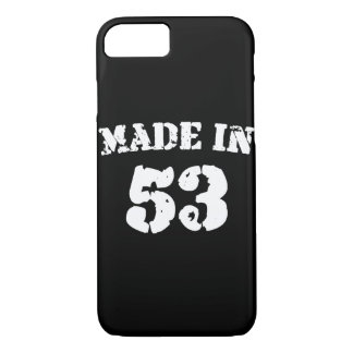Made In 1953 iPhone 8/7 Case
