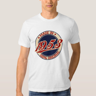 Made In 1953 Tee Shirt