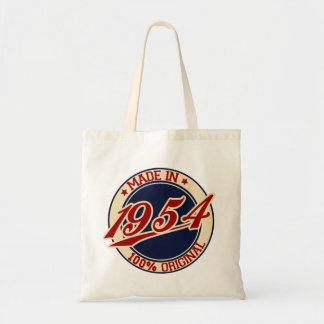 Made In 1954 Bags