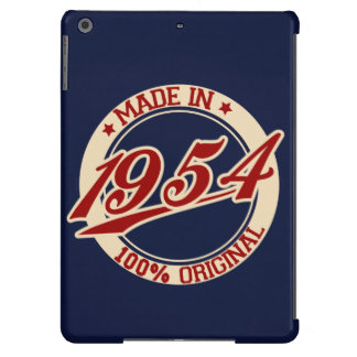 Made In 1954 Case For iPad Air