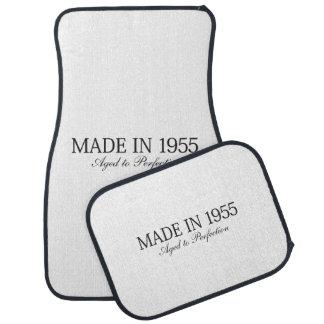 Made in 1955 car mat
