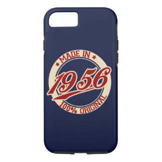 Made In 1956 Birthday Year iPhone 8/7 Case