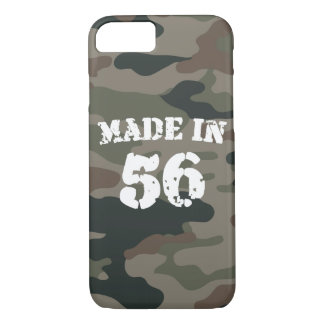 Made In 1956 iPhone 8/7 Case