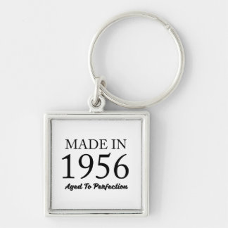 Made In 1956 Keychain