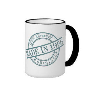 Made in 1956 ringer mug