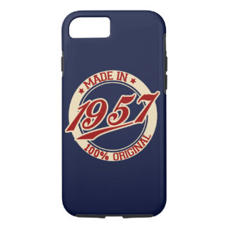 Made In 1957 iPhone 8/7 Case