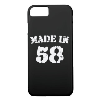 Made In 1958 iPhone 8/7 Case