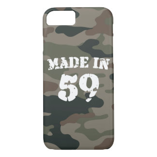 Made In 1959 iPhone 8/7 Case