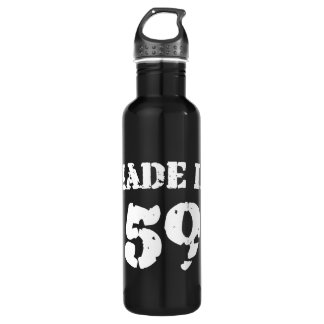 Made In 1959 Stainless Steel Water Bottle