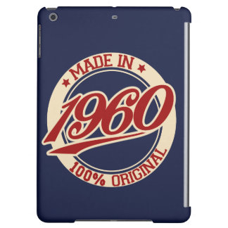 Made In 1960 iPad Air Cover