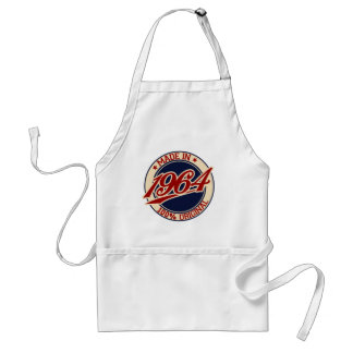 Made In 1964 Aprons