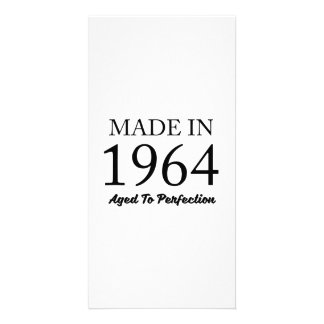 Made In 1964 Card