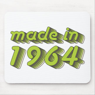 made-in-1964-green-grey mouse pad