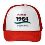 Made in 1964, Original Parts Trucker Hat