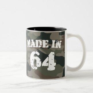 Made In 1964 Two-Tone Coffee Mug