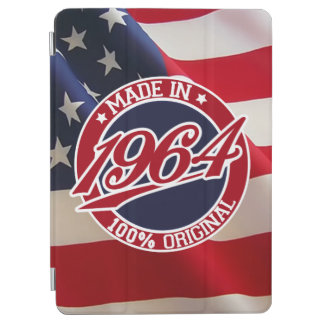 Made In 1964 USA United States of America iPad Air Cover