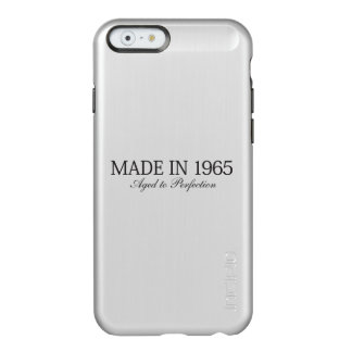 Made in 1965 incipio feather shine iPhone 6 case