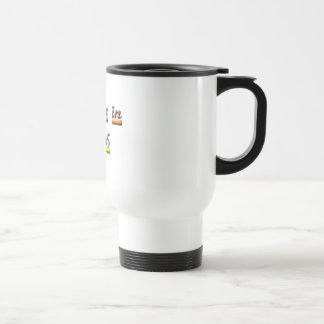 MADE IN 1965 15 OZ STAINLESS STEEL TRAVEL MUG