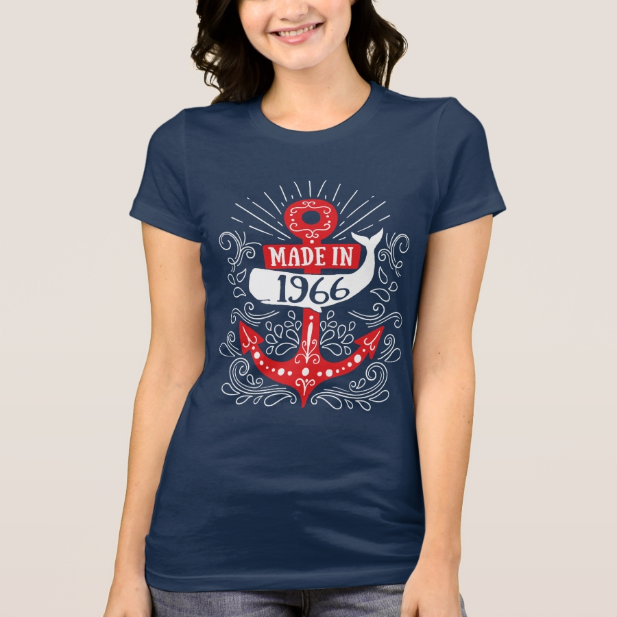 Made In 1966 - Cruise Gift T-shirt - Best Selling Long-Sleeve Street Fashion Shirt Designs