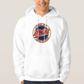Made In 1966 Hooded Pullover