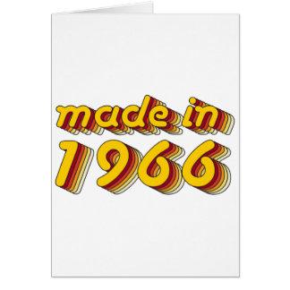 1966 год, часть 1