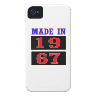 Made in 1967 Case-Mate iPhone 4 cases