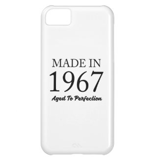 Made In 1967 Cover For iPhone 5C