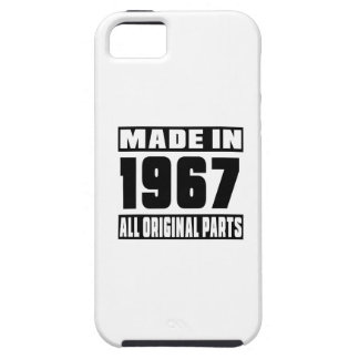 Made in 1967 iPhone 5 cases