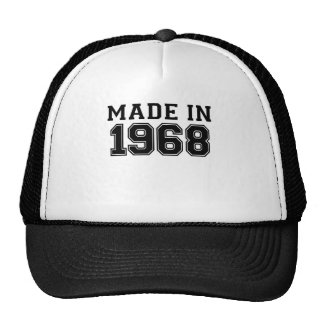 MADE IN 1968.png Hat