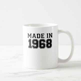 MADE IN 1968.png Mugs
