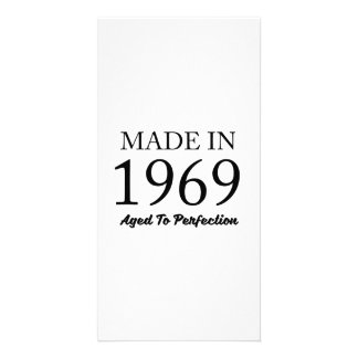 Made In 1969 Card