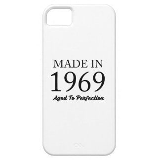 Made In 1969 iPhone SE/5/5s Case