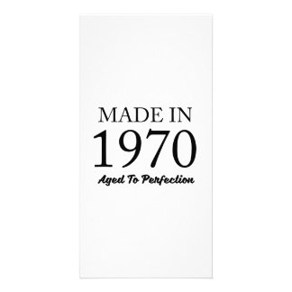Made In 1970 Card