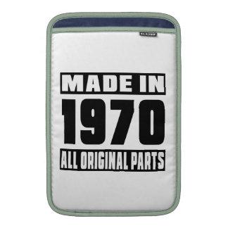Made in 1970 MacBook air sleeve