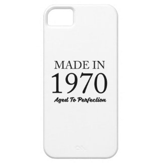 Made In 1970 iPhone SE/5/5s Case